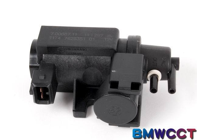bmw正厂 n20 n55 n63n 涡轮压力电磁阀图片