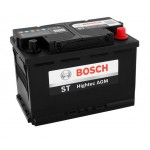BOSCH ST Hightec AGM 電瓶 80Ah
